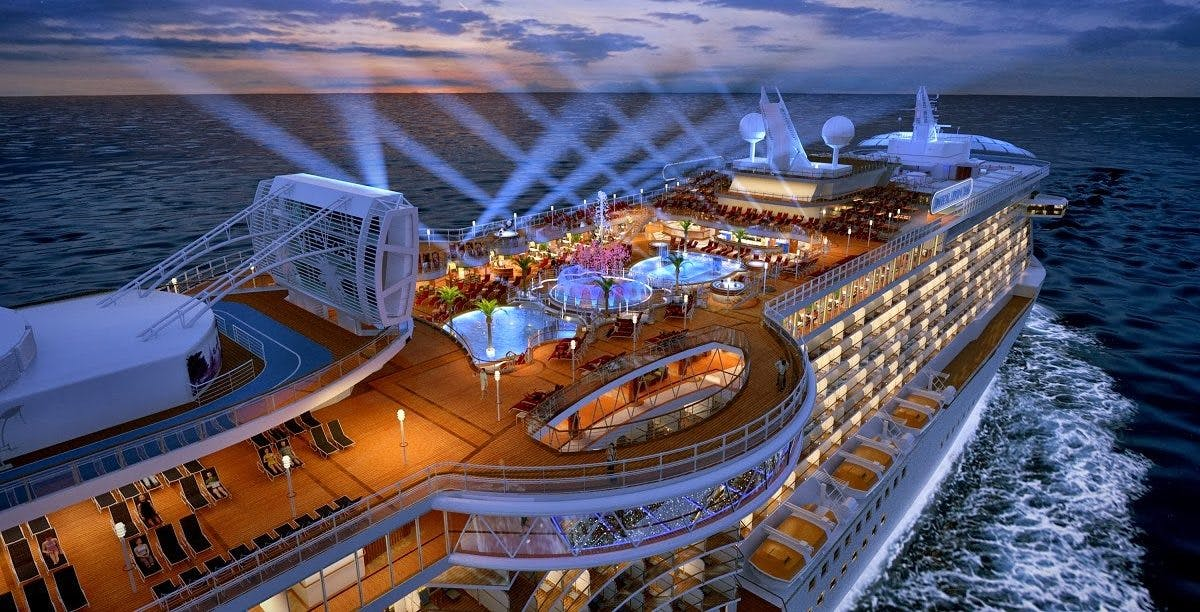New Luxury Cruise Ships