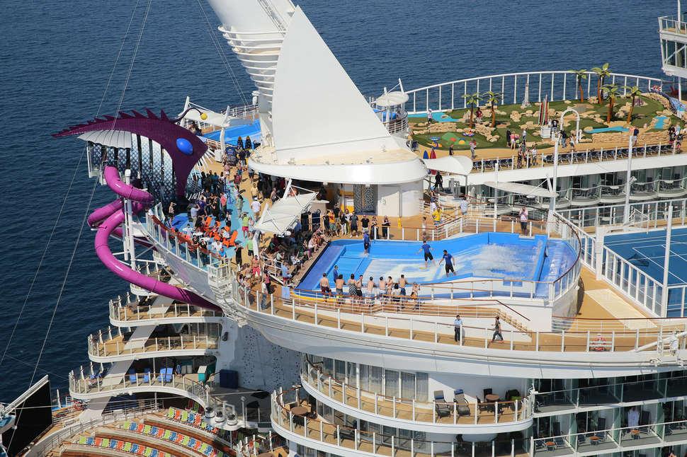 Cruiseship Vacations