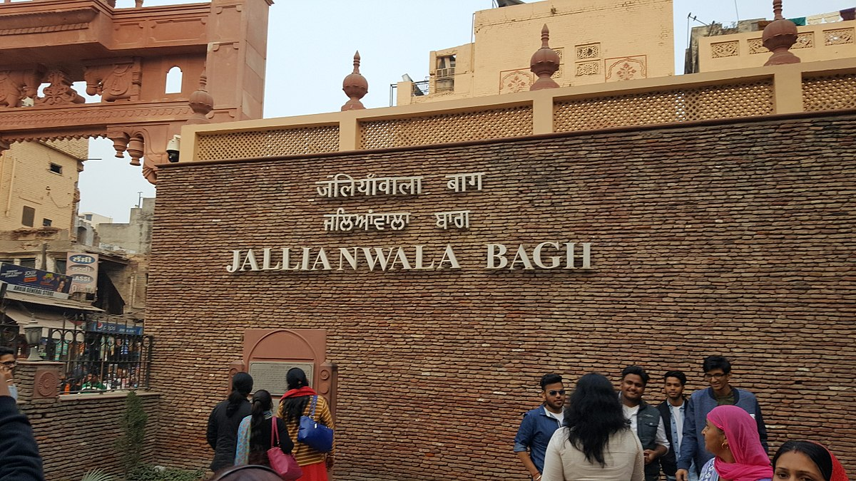 Relive the Indian Martyrdom at Jallianwala Bagh Public Garden