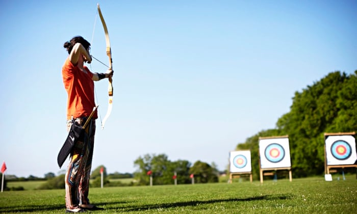 What Are The Health Benefits Of Playing Archery