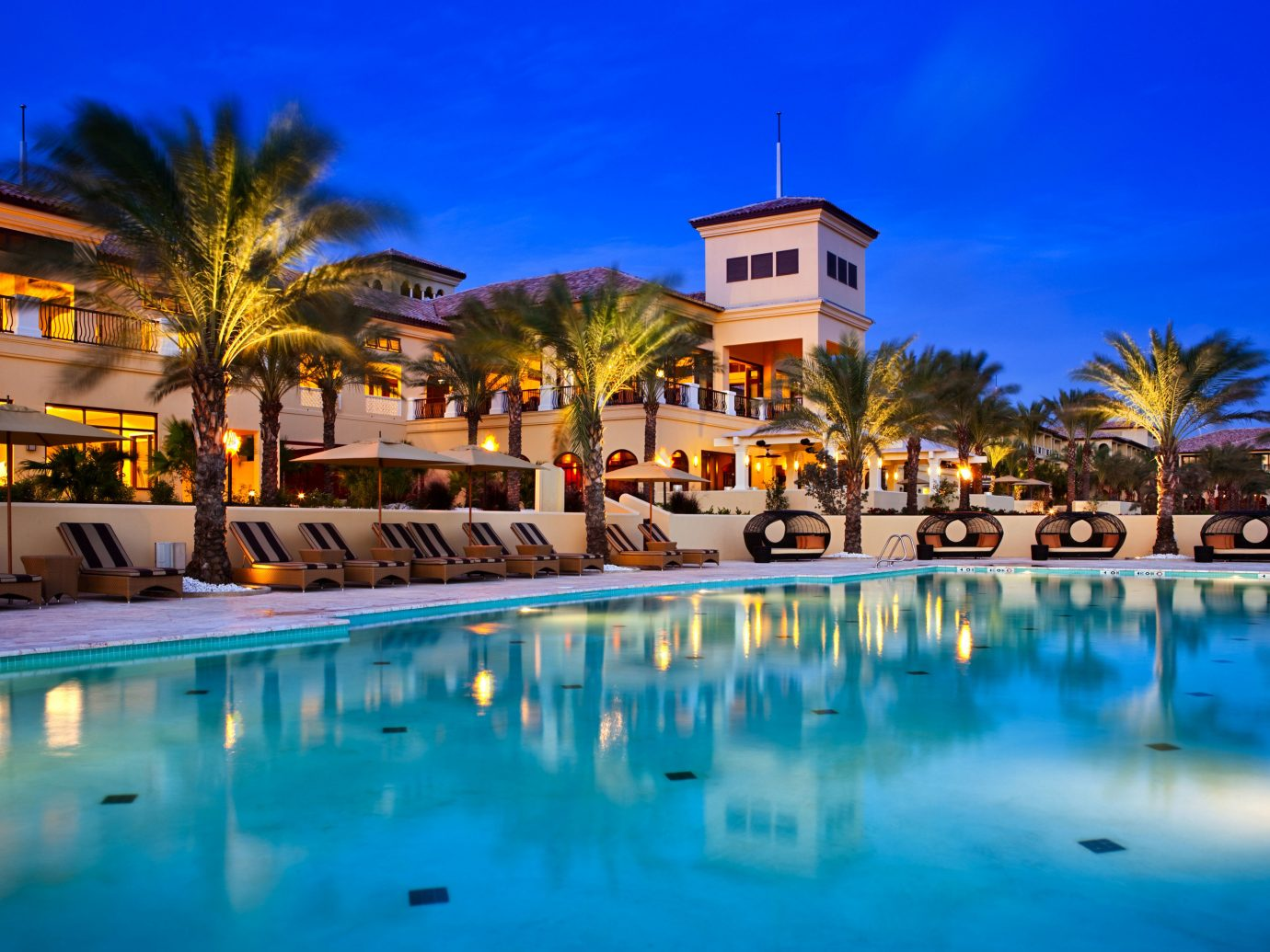Maybe It Is Time For a Resort Vacation For a Change In Scenery.